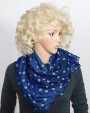 2565ceb50a3 Wear Freedom Black Scarf With Tan Polka Dot Scarves Shawl Stole Wrap ...