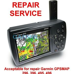 Image Is Loading Repair Service For Garmin Gpsmap