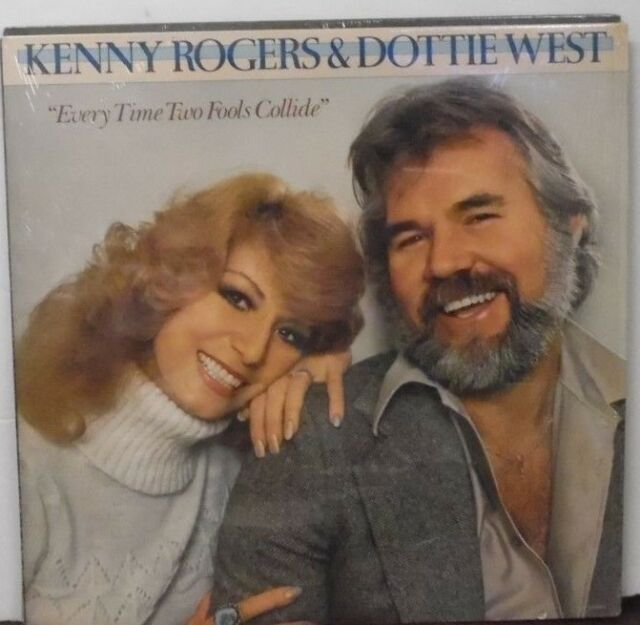 Kenny Rogers & Dottie West Every Time Two Fools Collide LO ...