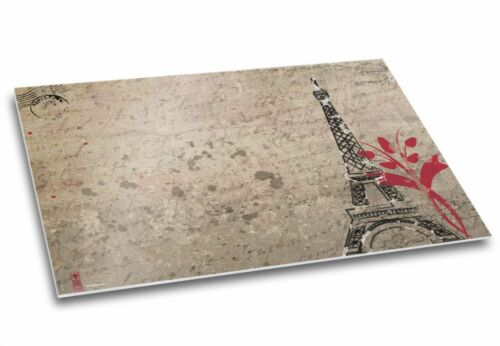 "DIN A2  /""La vie à Paris/"" I Eiffelturm 40 Blatt Schreibtischunterlage Papier"