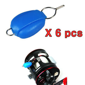 Challion Neoprene Fishing Baitcasting Reel Pouch Case Cover Round Type