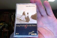 Amy Fradon & Leslie Ritter- Take Me Home- new/sealed cassette tape
