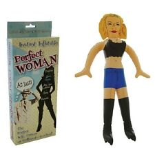 The Perfect Woman Inflatable Blow Up Doll Wife Girlfriend Fun Novetly Party Gift