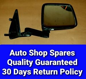 Nissan navara 1998-2014 d22 ute 3.0 td 4wd Right Side Power Mirror Black