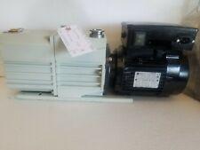 Rebuilt Pfeiffer Duo 10 Vacuum Pump 7 Cfm 110 240volt
