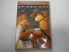 SPIDER-MAN 1° FILM - DVD ORIGINALE -visitate il negozio ebay COMPRO FUMETTI SHOP