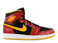 Original Nike Air Jordan 1 High Og Basketball Trainers 017