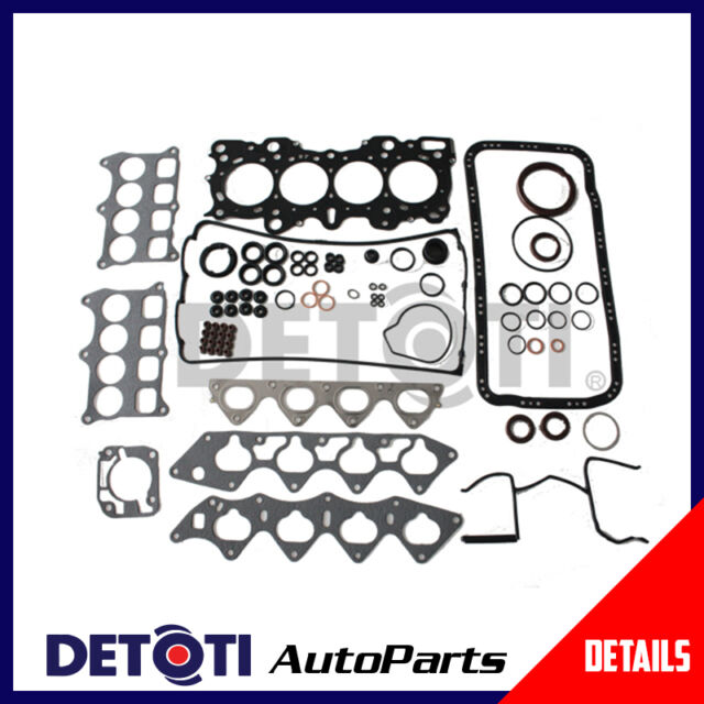 Valve Cover Gasket Set For 1997-2001 Acura Integra 1.8L 4