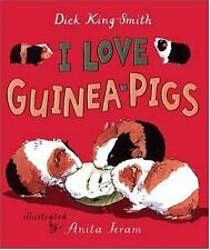 Read and Wonder: I Love Guinea Pigs by Dick King-Smith (2001, Paperback)