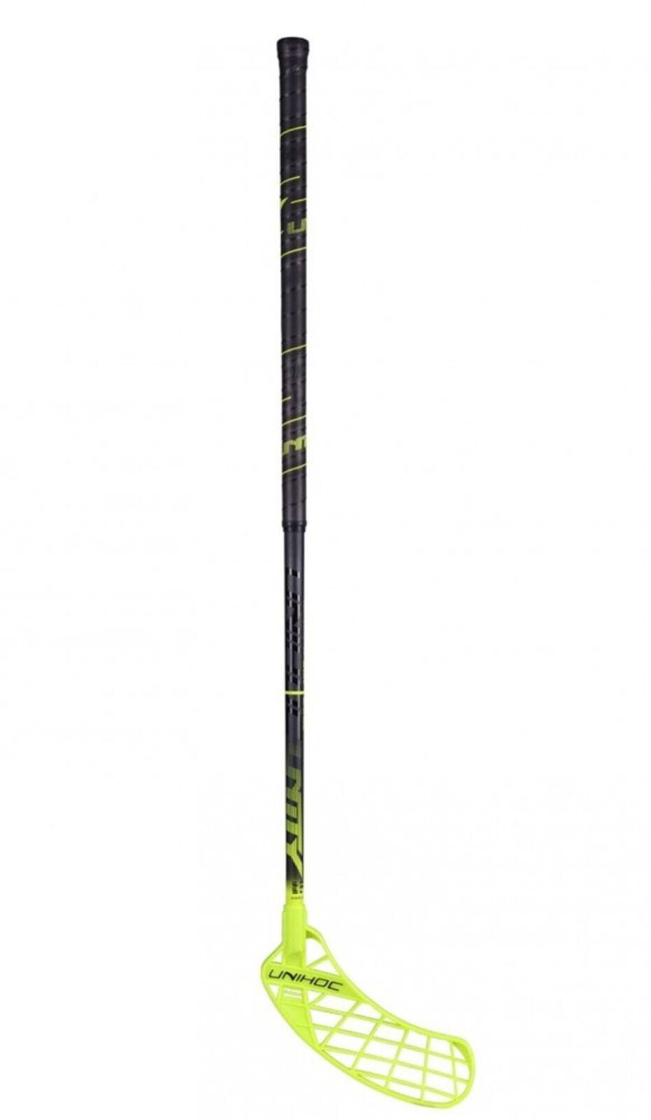 Floorballschläger Unihoc UNITY 28 Floorball Stick Carbon 92-100cm