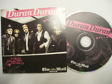 DURAN DURAN Collectors' Edition Promo UK CD with 10 tracks + PC Video tracks