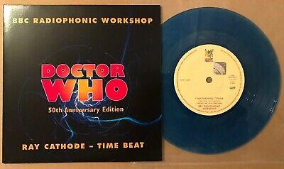 Tardis Blue Vinyl