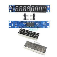 Max7219 Led Dot Matrix 8 Digit 056 Led Display Tube Control Module For Arduino
