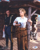 CONSTANCE TOWERS Signed 8X10 Color Photo with a PSA/DNA COA