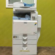 Ricoh Aficio Mp C3001 Laser Color Printer Copier Scan Duplex 30ppm A3 Mfp C3501