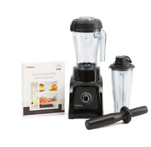 NEW-VITAMIX-S30-S-SERIES-BLENDER-PROFESSIONAL-GRADE-40OZ-amp-20-OZ-BLACK-VM0178