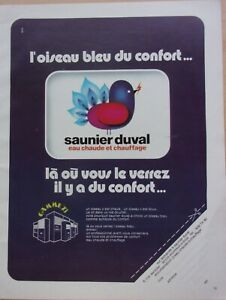 Page-Of-Advertising-Heating-Saunier-Duval-IN-1972-Ref-63843