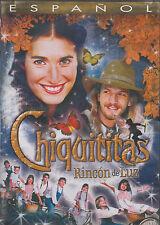 DVD - Chiquititas Rincon De Luz NEW Romina Yan FAST SHIPPING !