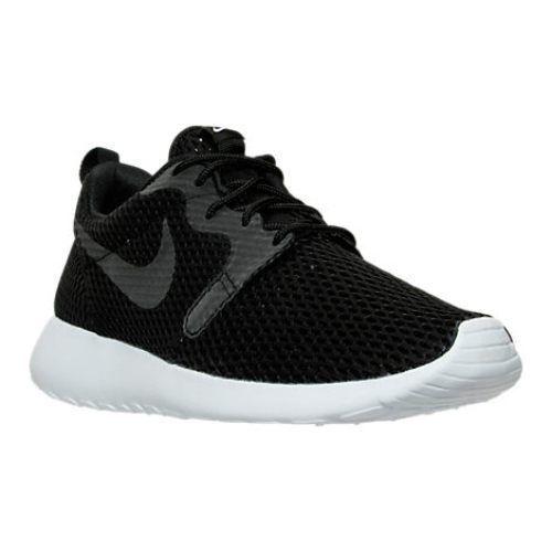 New Nike Roshe One Hyperfuse Breathe Men's Shoes Black White 833125 001