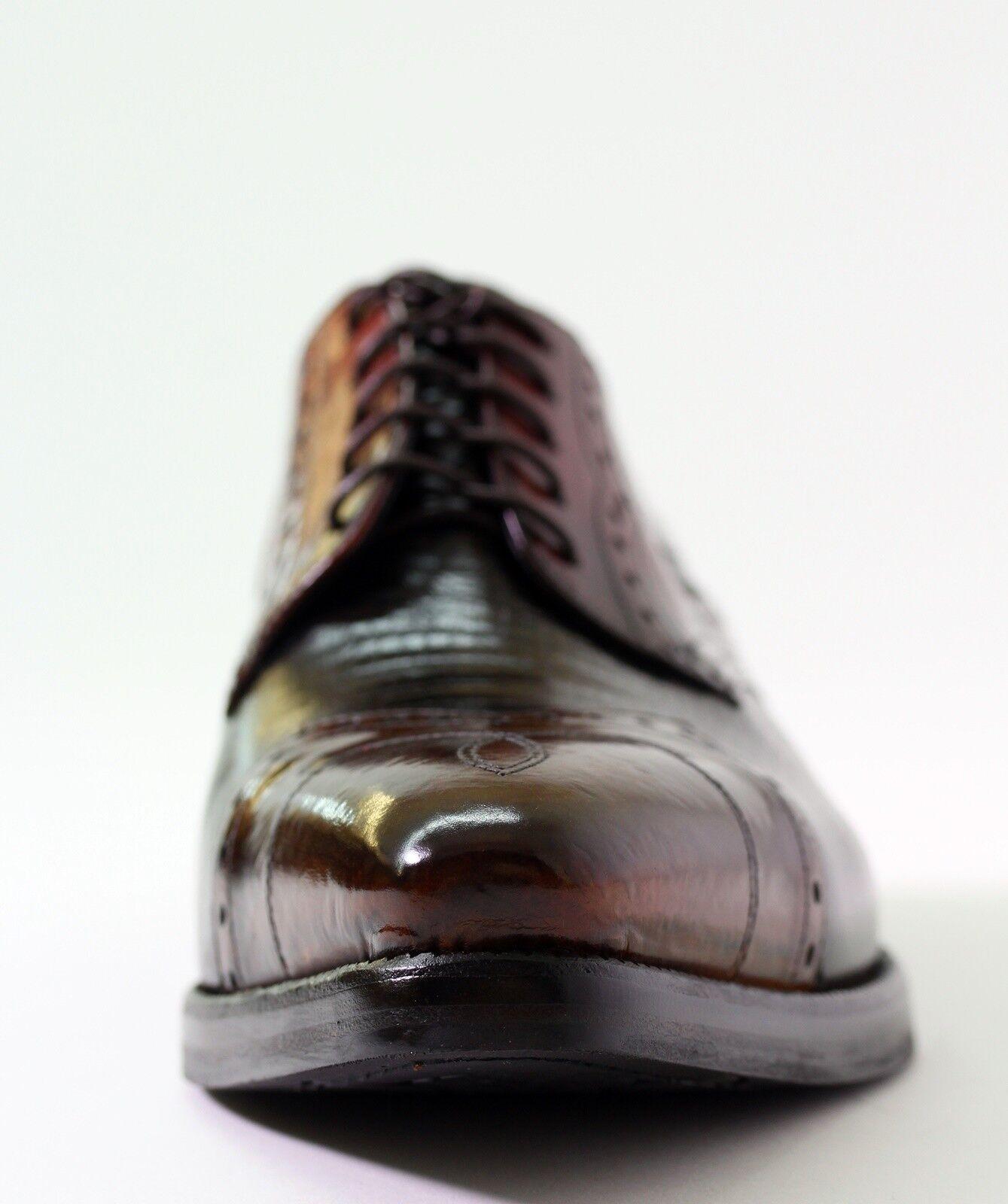 Jo Ghost ART.703 Herren Schuhe Anzugschuhe Stiefeletten Exklusive Business