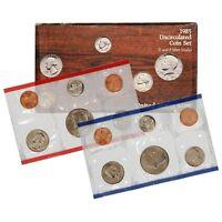 1985 P&D Mint Set, Brilliant Uncirculated US Coins
