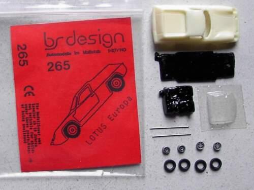 1:87 bs-design Resin Lotus Europa