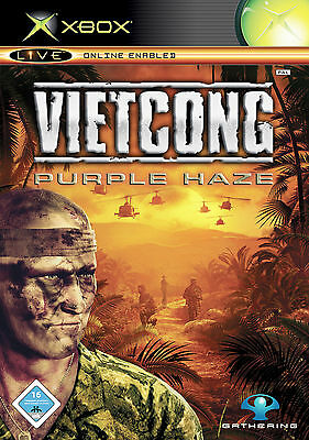 1 von 1 - Vietcong Purple Haze - X-BOX -