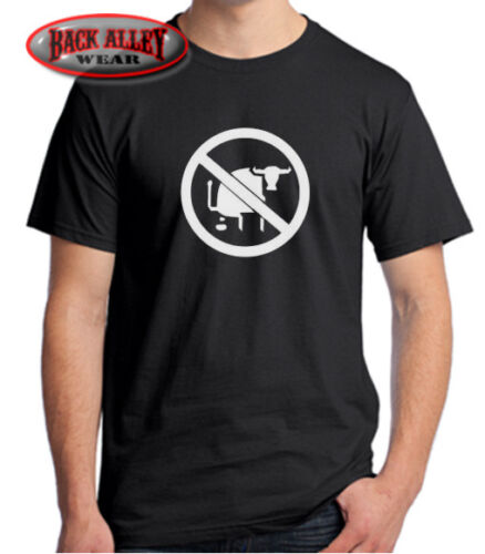 NO BULLSHIT T-Shirt M-3XL No BS College FUNNY PARTY no bull crap