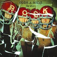 The Who - Odds and Sods, CD + Bonustracks Neu