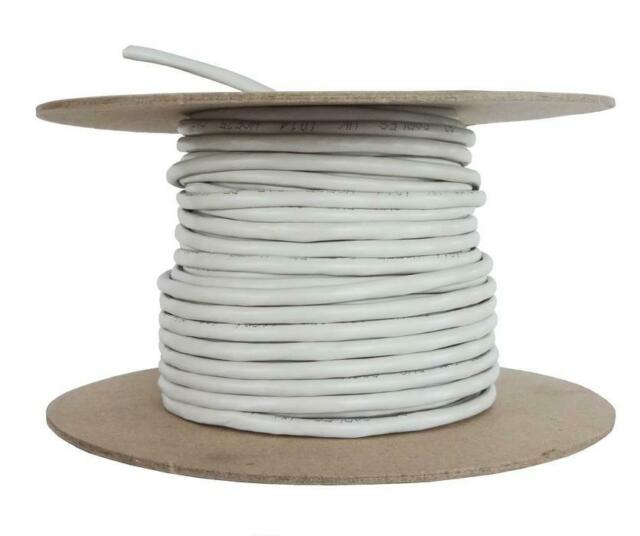 48m REEL DATAPRO BRAND CAT5e PURE SOLID COPPER 4 PAIR UTP PVC Cable GREY 24awg
