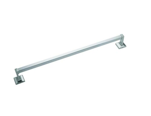 "24/"" x 3//4/"" Boston Harbor 624S26-03 Freedom Collection Square Shape Towel Bar"