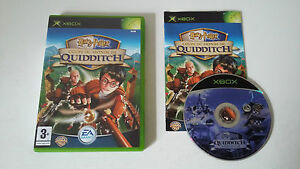 HARRY-POTTER-COUPE-DU-MONDE-DE-QUIDDITCH-MICROSOFT-X-BOX-JEU-XBOX-COMPLET