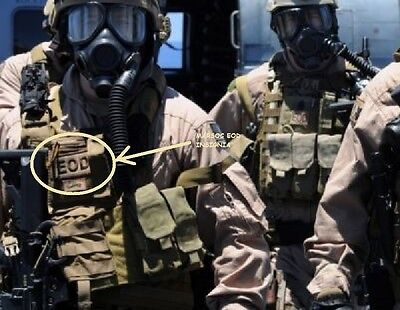 Marsoc Eod Team Sales Of Quality Assurance Collectibles Other Militaria Painstaking Jsoc Usmc Special Ops Jtf Operator Afghanistan Eod Insignia