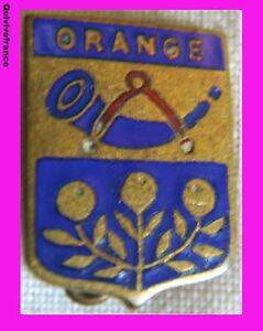 Bg2671 Insigne Blason De Orange Hwzytjdh-07224558-524700590