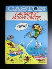 Album Gaston Lagaffe nous gate 1974 TBE-  Franquin