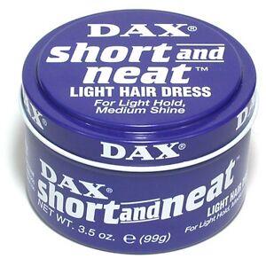 Dax Short & Neat Light Hair Dress