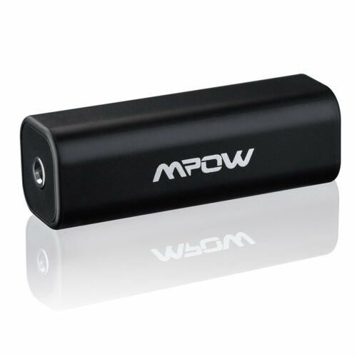 Mpow Bluetooth Receiver 2 in 1 Wireless Music Adapter Car Locator Hands-free US