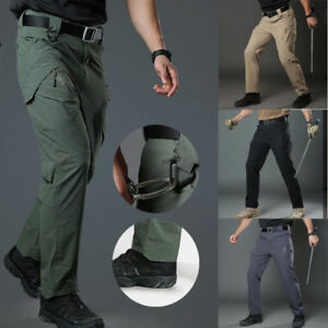 Military IX9 Men City Tactical Cargo Pant Combat SWAT Army Pants ... 4b364637b748a