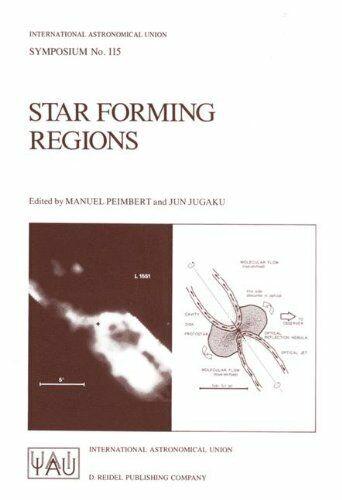 Star Forming Regions (International Astronomical Union Symposia) 9789027723895-