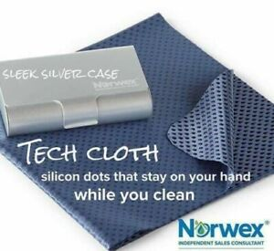 Norwex Tech Cleaning Cloth Case Tablet Phone Computer Screen No Scratch Ebay