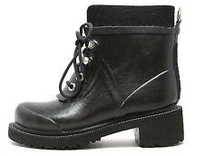 Ilse Jacobsen Women's Rub 62 Waterproof Rain Boot Shoe Black 41 EU 11 US