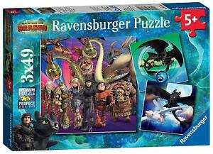 Ravensburger-Jigsaw-Puzzle-HOW-TO-TRAIN-YOUR-DRAGON-3-x-49-Pieces
