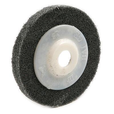 6inch Circular Nylon Fiber Wheel Abrasive Polishing Buffing Disc Thickness 25mm Hardness 7P