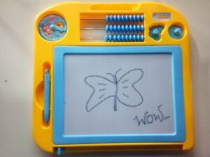 Magic magnétique Writing Drawing Slate Board PAD couleur DOODLE Creative Pen Kids