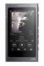 Walkman Sony NW-A35B con audio de alta resolución