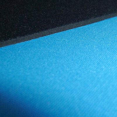 echtes Neopren 2,5mm stark  *  Zuschnitt 40x50cm * Neoprenstoff * 13 Farben