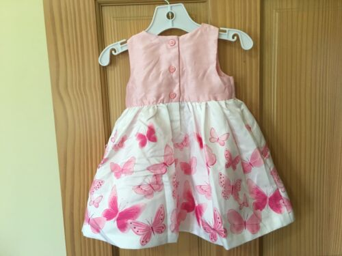 NWT Gymboree Butterfly Dress Baby Toddler Girls Easter Wedding Outlet