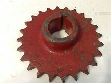 465629R1 - A New 24 Tooth Sprocket For An International 350 Forage Harvester