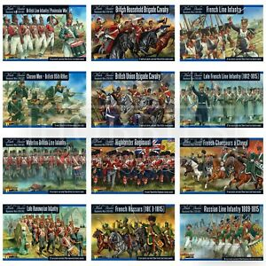 Warlord-Black-Powder-Napoleonic-Wars-British-French-Russian-Infantry-Figures-Set