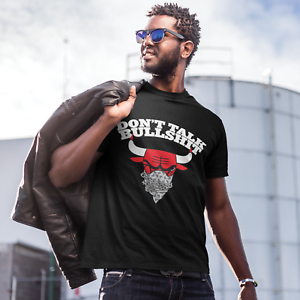 promo code e0d8f 9373a Details about Highshine Bullshit T-Shirt Chicago Bulls Jersey Lebron James  Basketball Shorts